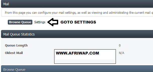 How TO FIX PASSWORD RECOVERY/ EMAIL NOT SENDING IN SMF - Afriwap com